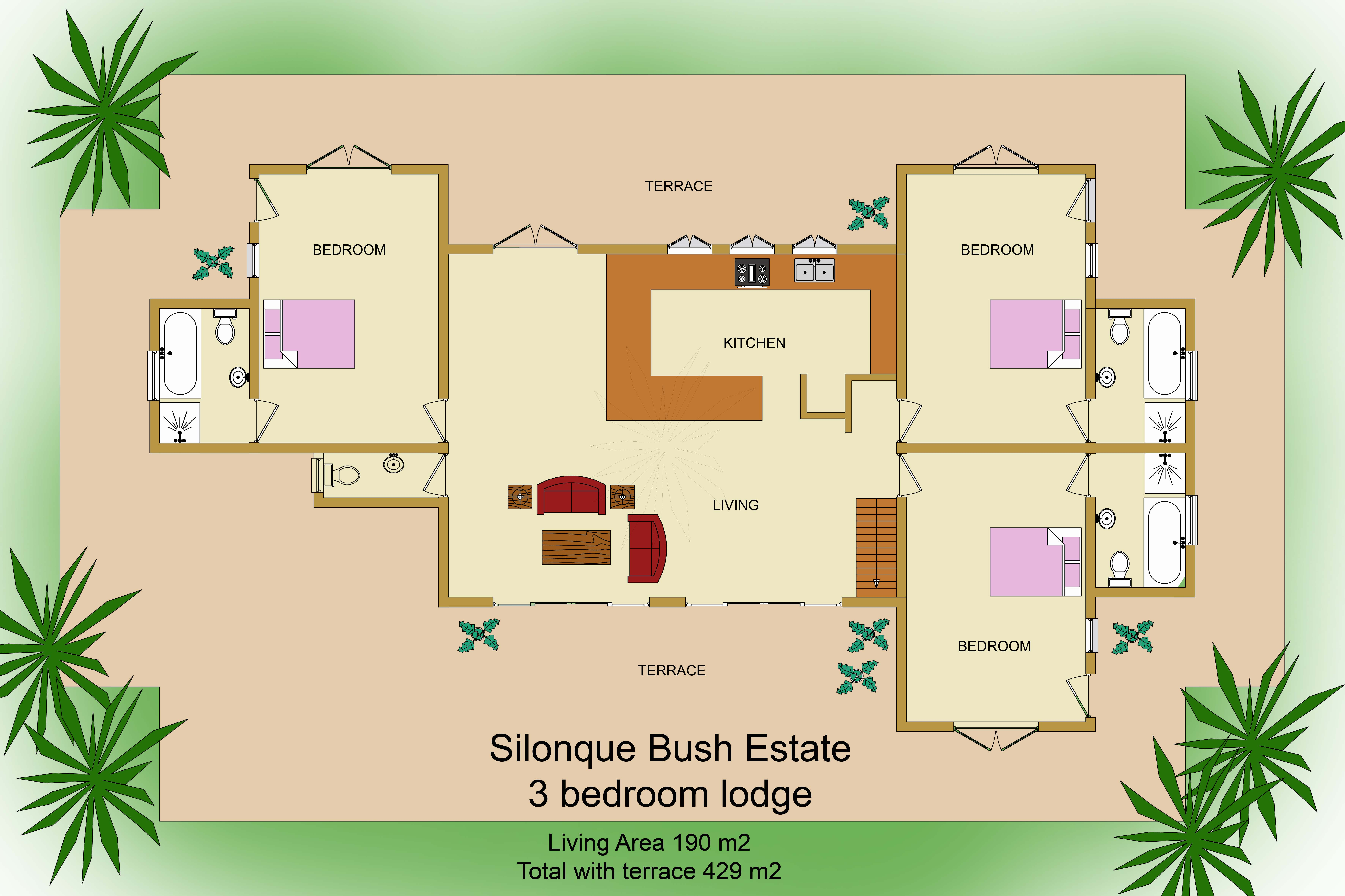 Floorplan house nr10